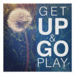 Get Up & Go Play Poster