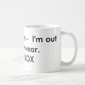 Get Well Basic White Mug