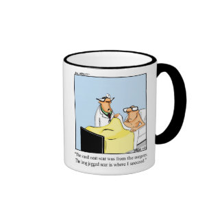 Get Well Humor Mug