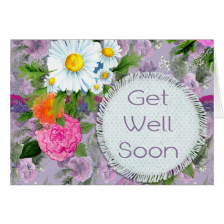 Get Well Motivational Greeting Cards