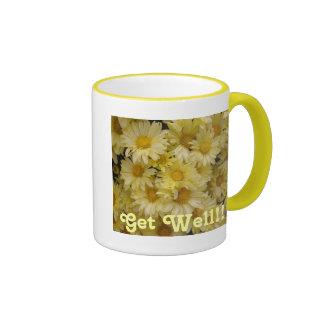 Get Well Mums Ringer Mug