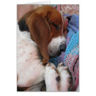 Get Well Soon Basset Hound Card