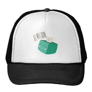 Get Well Soon Mesh Hats