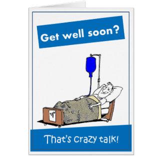Get Well Soon? Card