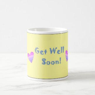 Get Well Soon Coffee Cup Mug