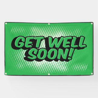 Get Well Soon green