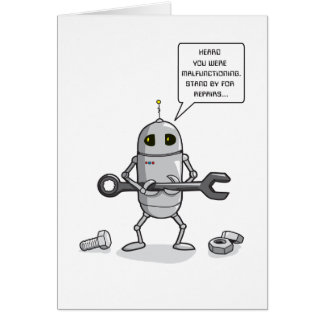 """""""Get Well Soon"""" Greeting Card - 5x7"""