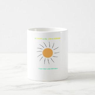 get well soon morphing mug