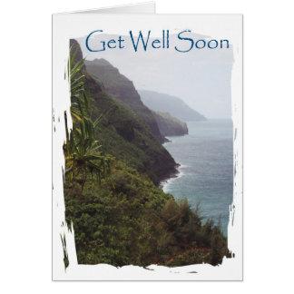 Get Well Soon Ocean Greeting Cards