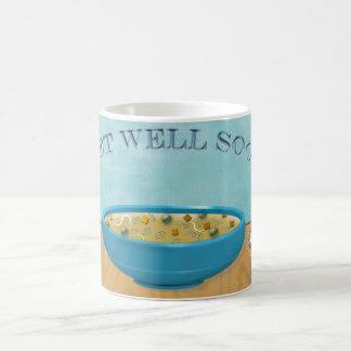 Get Well Soon Soup Mug