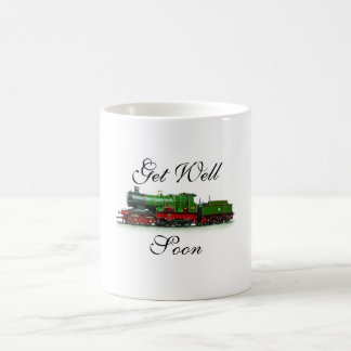 Get Well Soon Tain Basic White Mug
