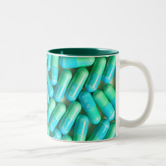 Get Well Soon Two-Tone Mug