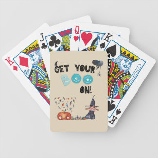 Get Your Boo On! Playing Cards
