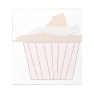 Get your Delicious Cupcake style on. Notepad
