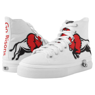 Get your EDDIE the BISON high-tops from EDUKAN