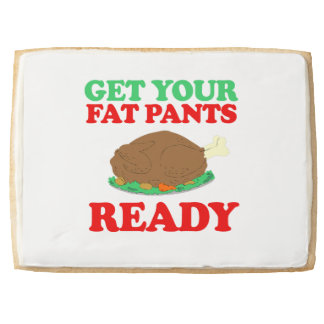 Get your fat pants ready -- Holiday Humor