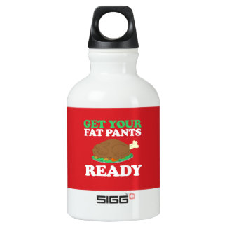Get your fat pants ready SIGG traveller 0.3L water bottle