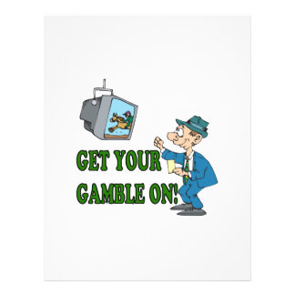 Get Your Gamble On 2 Flyers