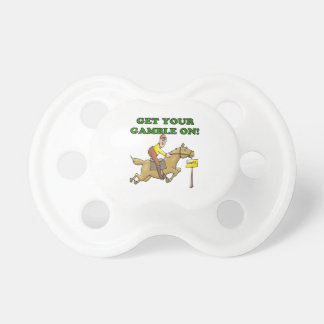Get Your Gamble On Baby Pacifiers