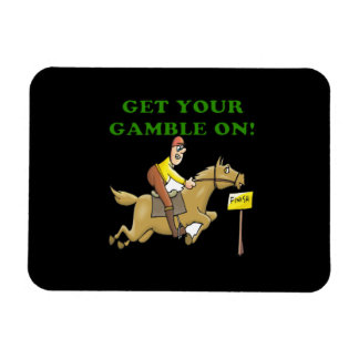 Get Your Gamble On Flexible Magnet