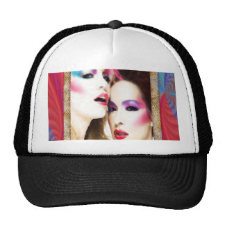 Get Your Glam On Cap Trucker Hat