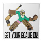 Get Your Goalie On