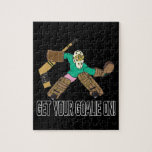 Get Your Goalie On Puzzle