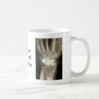 Get your hands off my coffee coffee mug