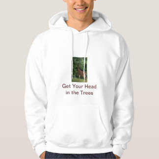 Get Your Head in the Trees Hoodie