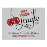 Get your Jingle on Poster