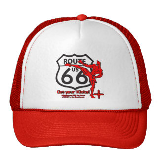 Get your Kicks on Route 66! Cap