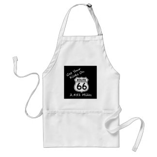 get_your_kicks on US Route 66 Standard Apron