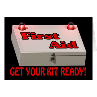 Get Your Kit Ready Greeting Card