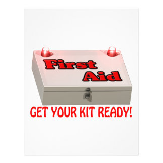 Get Your Kit Ready Flyer Design