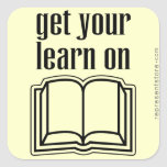 Get Your Learn On School Book