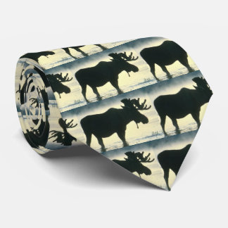 Get your moose on Tie