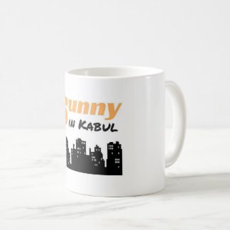 Get your morning coffee on coffee mug