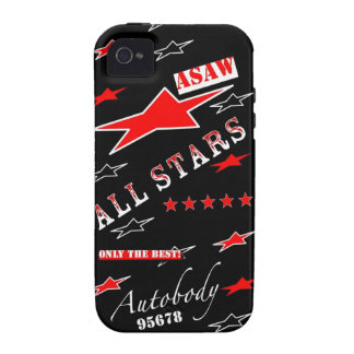 Get your official ASAW iPhone case TODAY! iPhone 4/4S Cover