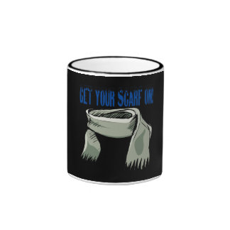 Get Your Scarf On Mugs