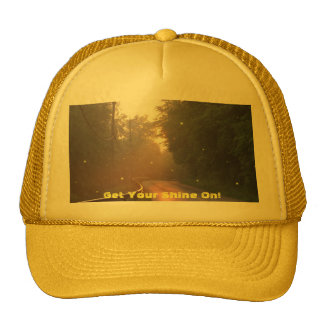 Get Your Shine On Hat Cap