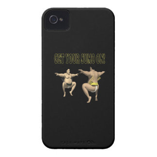 Get Your Sumo On iPhone 4 Cases