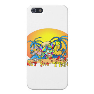 Get your TIKI on Cover For iPhone 5/5S
