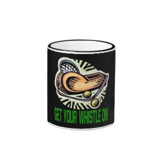 Get Your Whistle On Ringer Mug