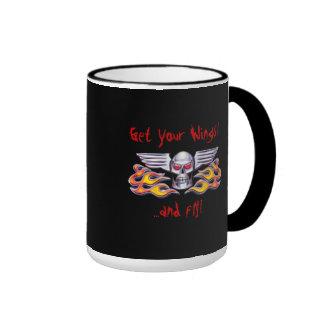 Get Your Wings Mug