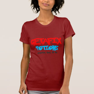 Getafix Potions Gaul T-shirts