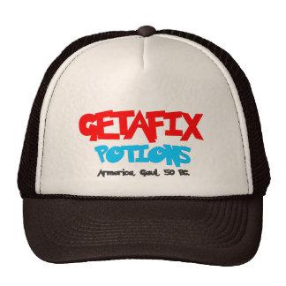 Getafix Potions Gaul Trucker Hat