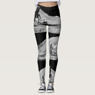 Getaway Space Leggings