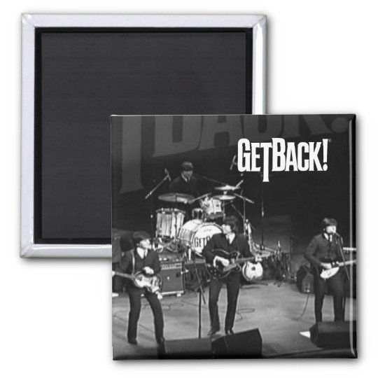 GetBack!® Photo Magnet