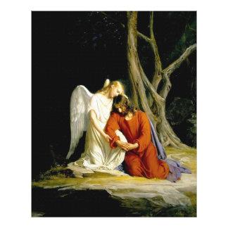 Gethsemane by Carl Heinrich Bloch 1805 Photo