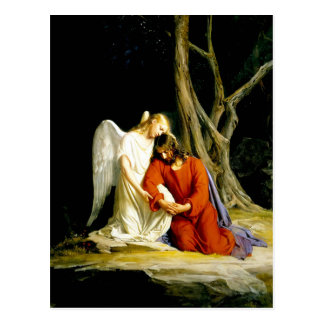 Gethsemane. Fine Art Postcards